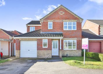 Thumbnail 4 bedroom detached house for sale in Wilks Farm Drive, Sprowston, Norwich