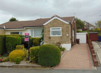 Thumbnail 2 bed semi-detached bungalow for sale in Richmond Avenue, Cliviger, Burnley, Lancashire