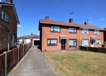 Thumbnail 3 bed semi-detached house to rent in Ambleside, Ollerton, Newark