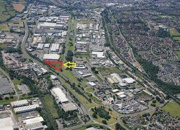 Thumbnail Land to let in Plot G12, Kingsway, Bridgend Industrial Estate, Bridgend CF31, Bridgend,