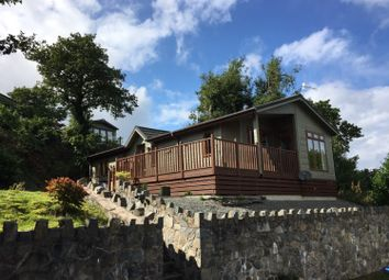 Thumbnail 3 bed lodge for sale in Gorse Hill, Conwy
