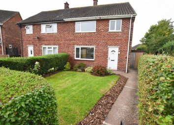 Thumbnail 3 bed semi-detached house for sale in Coronation Road, Middlewich