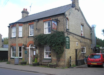 Thumbnail Pub/bar for sale in Freehold 73 High Street, Cottenham, Cambridge