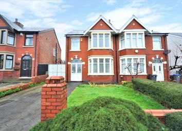 3 bed semi-detached house for sale in Devonshire Road, Blackpool, Lancashire FY3