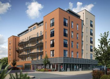 Thumbnail 2 bedroom flat for sale in The Boulevard, Castleward, Canal Street, Derby, Derbyshire