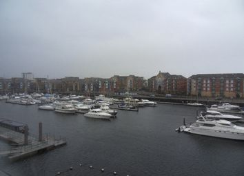 Thumbnail 1 bed flat to rent in Anchor Court, Marina, Swansea.