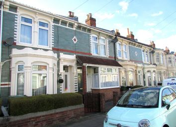 Thumbnail 3 bedroom terraced house for sale in Paddington Road, Copnor, Portsmouth