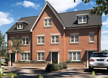 "Thumbnail 3 bedroom semi-detached house for sale in ""The Oxbridge Variant"" at Robin Road, Goring-By-Sea, Worthing"
