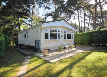 Thumbnail 2 bed detached house for sale in Drakes Road, Lone Pine Park, Ferndown