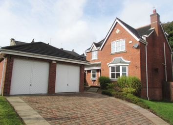 Thumbnail 5 bed detached house for sale in Royds Close, Tottington, Bury, Greater Manchester