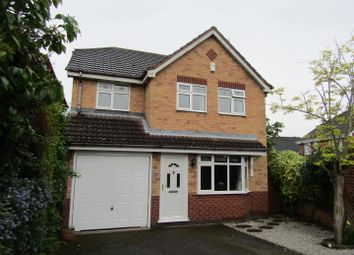 Thumbnail 4 bed detached house for sale in Maura Close, Whetstone, Leicester