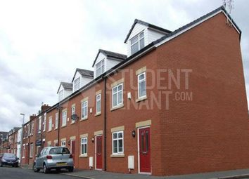 Thumbnail 10 bed shared accommodation to rent in Evelyn Road, Manchester
