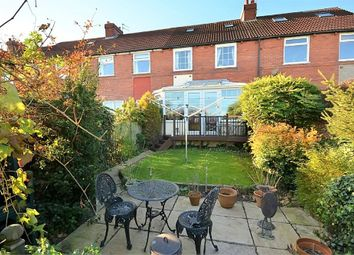 Thumbnail 4 bed terraced house for sale in Charles Terrace, Pelton Fell, Chester Le Street, Durham