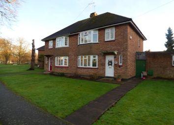 Thumbnail 3 bed semi-detached house for sale in Chestnut Crescent, Bletchley, Milton Keynes, Buckinghamshire