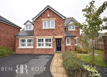 Thumbnail 5 bed detached house for sale in Murray Avenue, Farington Moss, Leyland