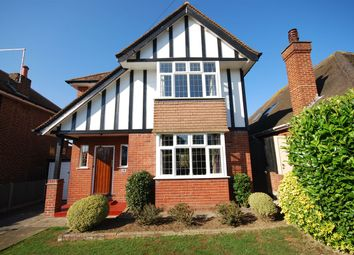 Thumbnail 3 bed detached house for sale in Bowes Avenue, Margate