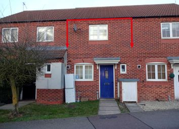Thumbnail 2 bed town house for sale in 41 Carty Road, Hamilton, Leicester