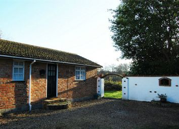 Thumbnail 1 bed semi-detached bungalow to rent in London Road, Hartley Wintney, Hook