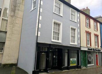 Thumbnail 1 bed flat to rent in Market Street, Aberystwyth, Ceredigion
