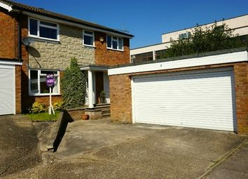 Thumbnail 4 bed detached house for sale in Scawsby Close, Dunstable