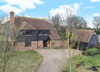 Thumbnail 5 bed property for sale in Woodhill, Send, Woking