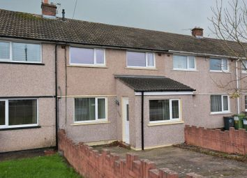 Thumbnail 3 bed terraced house for sale in Newlands Lane South, Workington