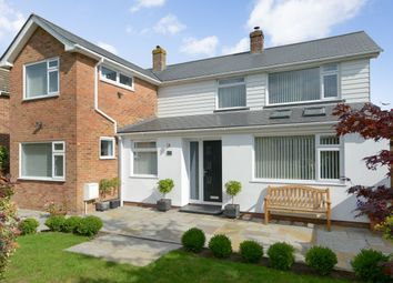Thumbnail 4 bed detached house for sale in Cherry Garden Avenue, Folkestone