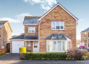 Thumbnail 4 bedroom detached house for sale in Walstow Crescent, Armthorpe, Doncaster