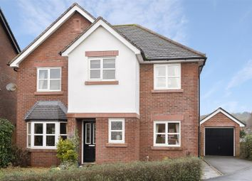 Thumbnail 4 bed property for sale in Brockton Meadow, Worthen, Shrewsbury