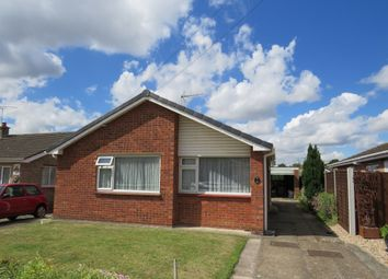Thumbnail 2 bed detached bungalow for sale in St. Jude Close, Colchester