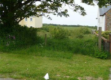 Land for sale in Potential Building Plot, Panteg, Fishguard, Pembrokeshire SA65