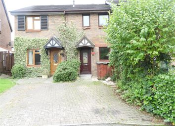 Thumbnail 2 bed terraced house to rent in Harvester Close, Middleleaze, Swindon
