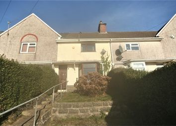 Thumbnail 3 bed terraced house for sale in Dyfed Avenue, Townhill, Swansea