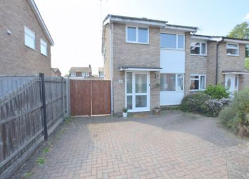 Thumbnail 3 bed semi-detached house for sale in Bettina Grove, Bletchley, Milton Keynes