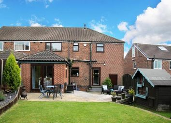 Thumbnail 3 bed semi-detached house for sale in Reresby Road, Whiston, Rotherham, South Yorkshire