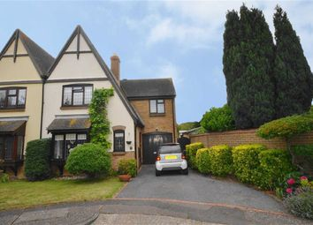 Thumbnail 4 bedroom semi-detached house for sale in Parsons Lawn, Shoeburyness, Southend-On-Sea