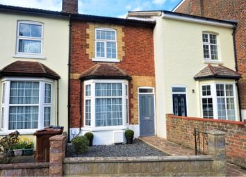 Thumbnail 2 bed terraced house for sale in St. Marys Road, Reigate
