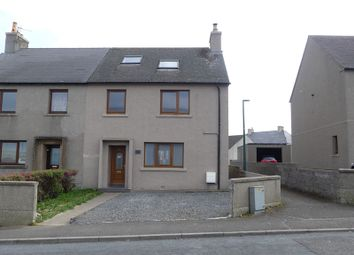 Thumbnail 4 bed semi-detached house for sale in Pennyland Terrace, Thurso
