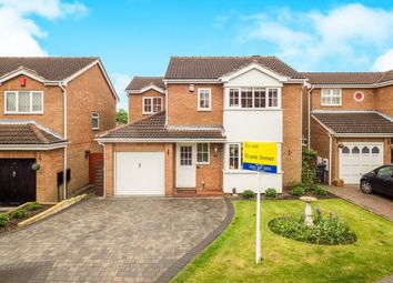 Thumbnail 4 bedroom detached house for sale in Maythorn Close, West Bridgford, Nottingham