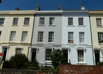 Thumbnail 1 bedroom flat to rent in Lansdowne Terrace, St. Leonards, Exeter