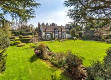 Thumbnail 9 bed detached house for sale in Park View Road, Woldingham, Surrey