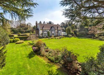Thumbnail 9 bed detached house for sale in Park View Road, Woldingham, Surrey