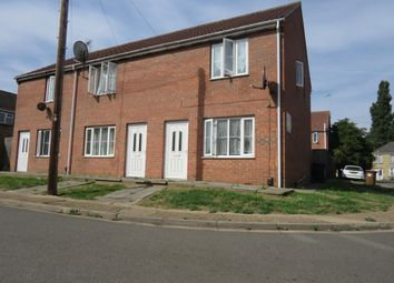 Thumbnail 2 bed end terrace house to rent in Weston Miller Drive, Wisbech