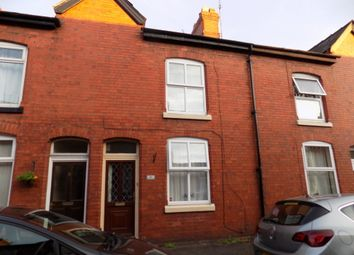 Thumbnail 2 bed terraced house for sale in Hooker Street, Northwich