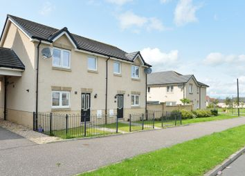 Thumbnail 3 bed semi-detached house for sale in Russell Place, Bathgate, West Lothian