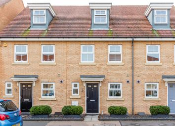 3 bed terraced house for sale in Bluebell Close, Wellingborough NN8
