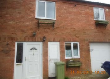 Thumbnail 4 bedroom terraced house to rent in Brownbaker Court, Neat Hill, Milton Keynes