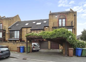 Thumbnail 4 bed terraced house for sale in Rotherhithe Street, London