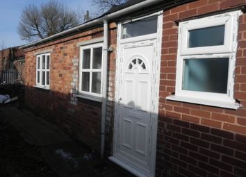 Thumbnail Studio to rent in Sandwell Street, Walsall