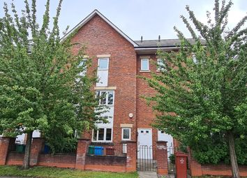 Thumbnail 4 bed terraced house for sale in Chorlton Road, Manchester